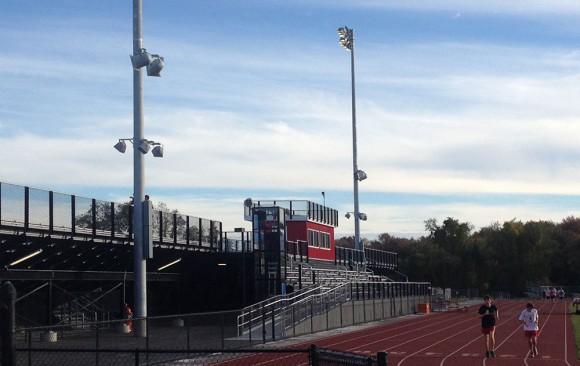 Hingham High School Athletic Field