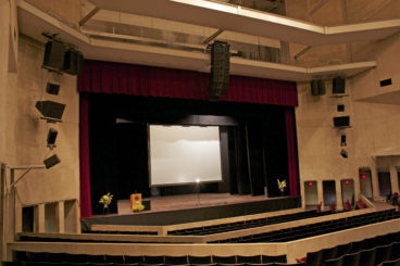 Theaters & Auditoriums